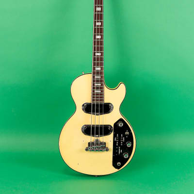 Gibson Les Paul Triumph Bass 1976 White for sale