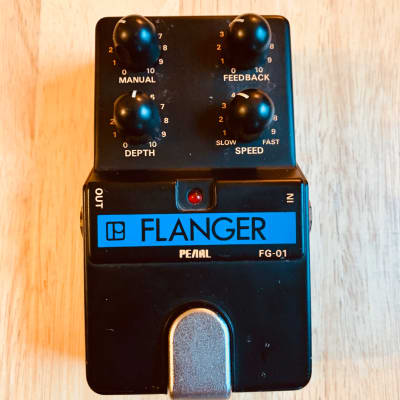 Pearl FG-01 Flanger - Rare for sale