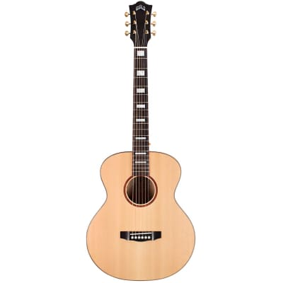 Guild Jumbo Junior Reserve Maple Electro-Acoustic Steel-String Guitar for sale