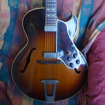 Gibson L4C Sunburst A26638 1950s Sunburst for sale