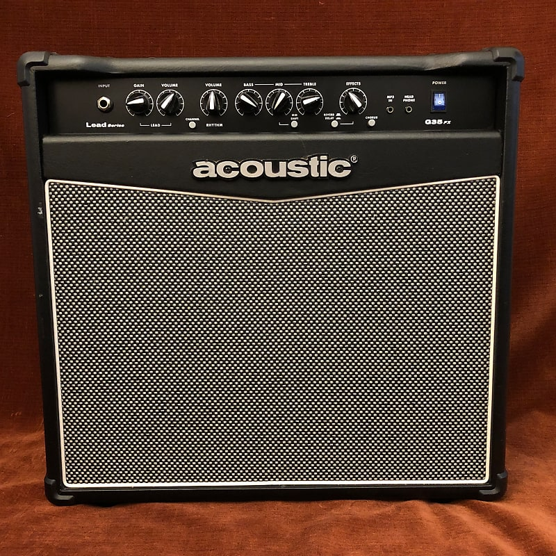 Acoustic G35FX Lead Series 35W 1x12