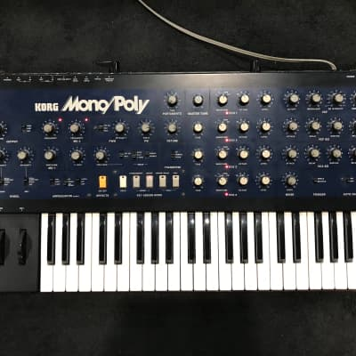 Korg Mono/Poly Analog Synthesizer