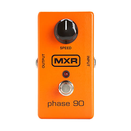 mxr m101 phase 90 phaser guitar stomp box effect pedal m 101 reverb. Black Bedroom Furniture Sets. Home Design Ideas
