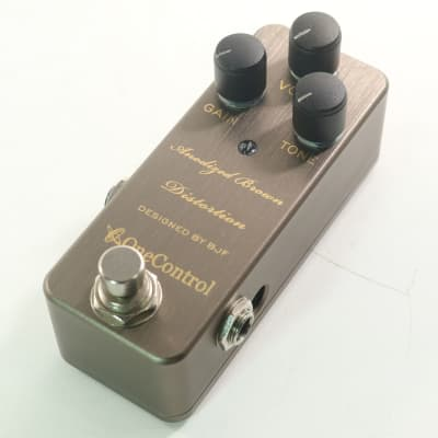 One Control Anodized Brown Od