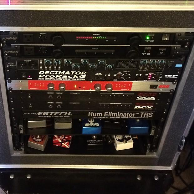 Voodoo Lab GCX Guitar Audio Switcher - Black