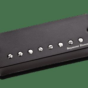Seymour Duncan Nazgûl\Sentient 8-String Pickup Set Black Cover 2016