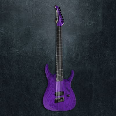 Ormsby DC GTR 7 string Multiscale 2020 Violaceous (limited) for sale