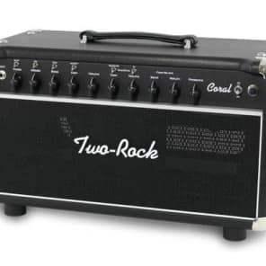 Two Rock Coral 50W Amplifier Head for sale