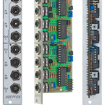 Doepfer - A-134-2: Voltage Controlled Panning