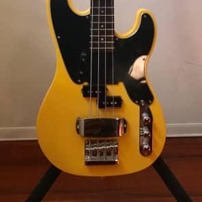 Schecter Model-T 4-String Bass Butterscotch