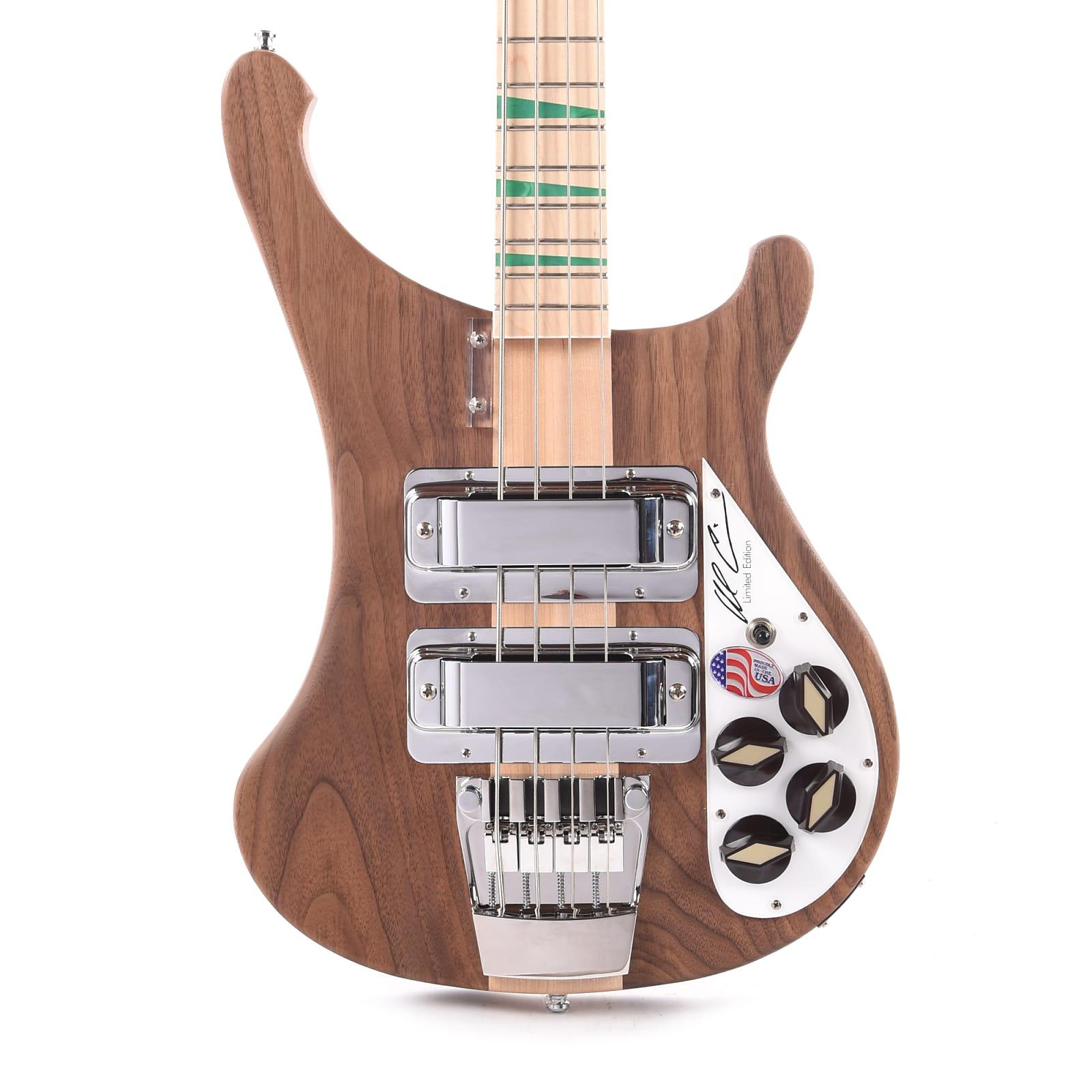 Rickenbacker 4003AC Al Cisneros Signature Bass Limited Edition