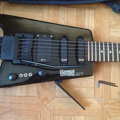 80's 1989 Hohner G3T Headless guitar for sale