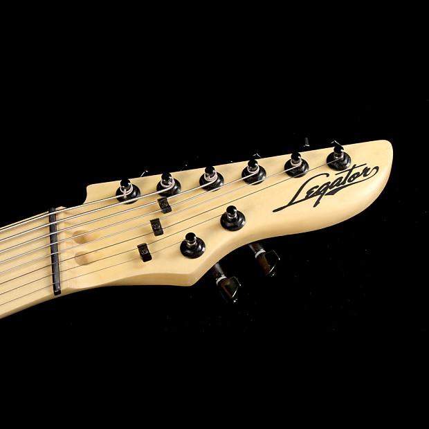 legator opus special 8 string fanned fret electric guitar reverb. Black Bedroom Furniture Sets. Home Design Ideas