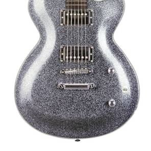 Daisy Rock DR6759 Rock Candy Classic Electric Guitar, Platinum Sparkle for sale