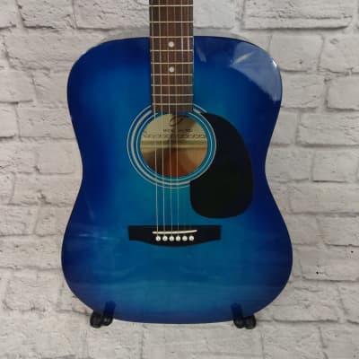 Jay Turser Jay-TRD / TBL Acoustic Guitar for sale
