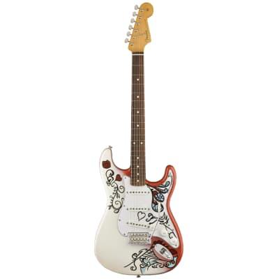 Fender Jimi Hendrix Monterey Artist Series Signature Stratocaster