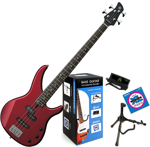 yamaha trbx174 rm trbx 174 metallic red 4 string bass. Black Bedroom Furniture Sets. Home Design Ideas