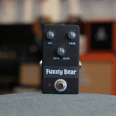 Unbranded Fuzzly Bear