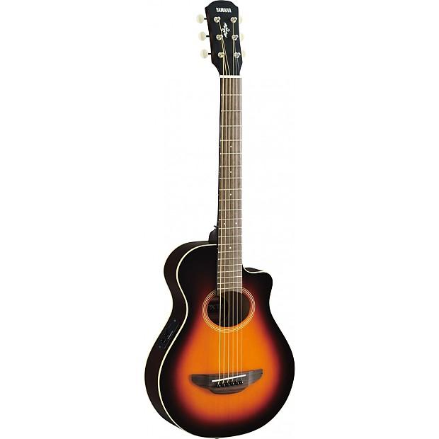 Yamaha Apxt2 3 4 Size Thinline Acoustic Electric Guitar
