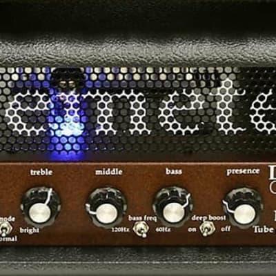 Demeter VTB-800D Amp In Tolex-Covered Wood Case for sale