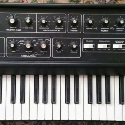 Moog Multimoog 1978 -1981