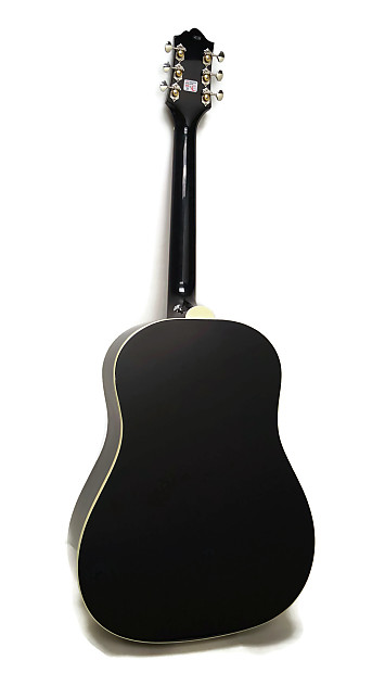 epiphone masterbilt aj 45me ltd ed advanced jumbo reverb. Black Bedroom Furniture Sets. Home Design Ideas