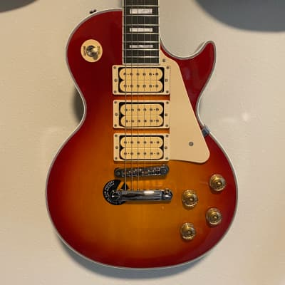 New Gibson USA Ace Frehley Budokan Les Paul Custom Heritage Cherry Sunburst 2012 for sale