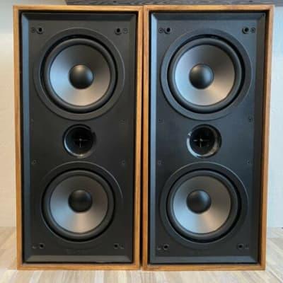 Rare Klipsch Kg 2.5, American Made, 94-97, Oak Finish, Superb, $499 Shipped!