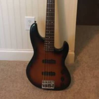 Fender Jazz Bass Plus V 1991 Sunburst for sale