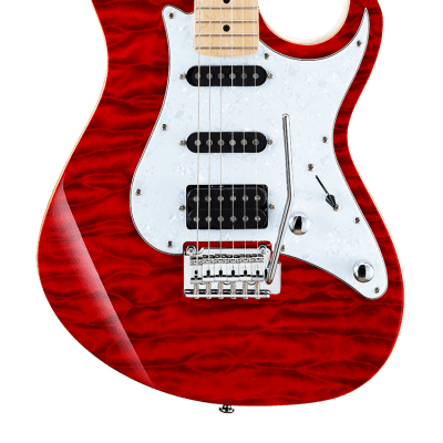 Cort G250DX Trans Red