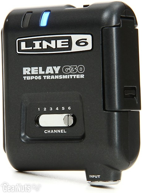 line 6 relay g30 digital wireless guitar system gearnuts reverb. Black Bedroom Furniture Sets. Home Design Ideas
