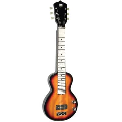 New Recording King RG-32-SN Lap Steel Electric Guitar w/ P90 Pickup, Sunburst for sale