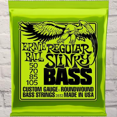 Ernie Ball 2834 Super Slinky Bass 45 - 100