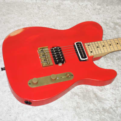 DNA Guitar Company Davy Blue Signature Series electric guitar for sale