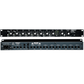 Ashly LX-308B Rackmount 8-Channel Stereo Line Mixer