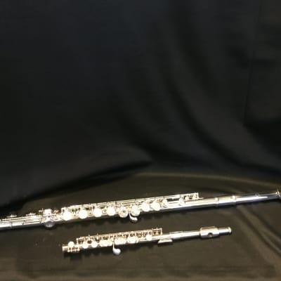 Armstrong 303B-OS Flute / 204 Piccolo Combo