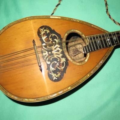 Galiano mandolin for sale