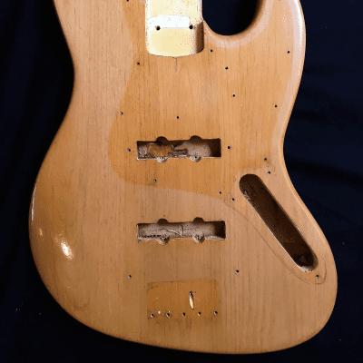 Fender Jazz Bass Body (Refinished) 1965 - 1969