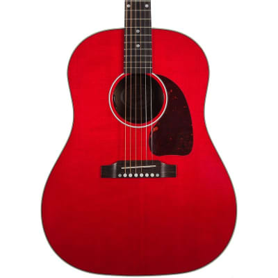 Gibson Acoustic J-45 Standard, Cherry, B-Stock for sale