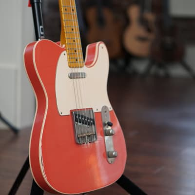 Whitfill T Fiesta Red Double Bound Relic Tele *Authorized Dealer* FREE Shipping! for sale