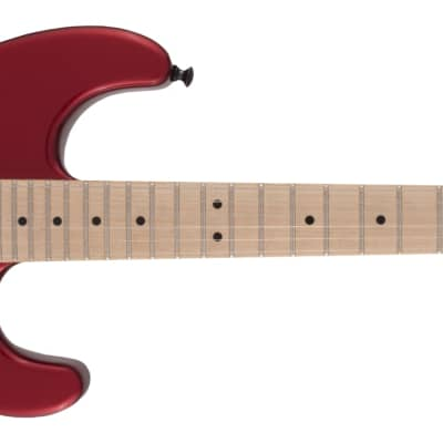 JACKSON - USA Signature Gus G. San Dimas  Maple Fingerboard  Candy Apple Red for sale