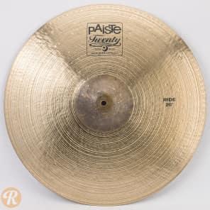 "Paiste 20"" Twenty Series Ride Cymbal"