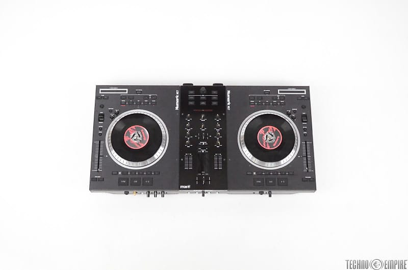 numark ns7 dj turntable controller w serato itch usb reverb. Black Bedroom Furniture Sets. Home Design Ideas