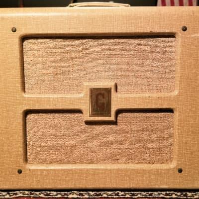 "Gibson BR-9 10-Watt 1x10"" Guitar Combo 1952 - 1954"
