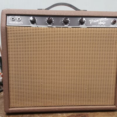 Fender Princeton 1962 Brown for sale
