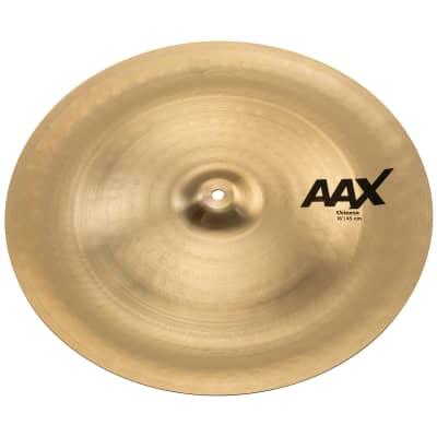 "Sabian 18"" AAX Chinese Cymbal"
