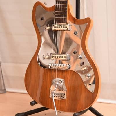 Hopf Solidbody – 1961 German Vintage Guitar / Gitarre for sale