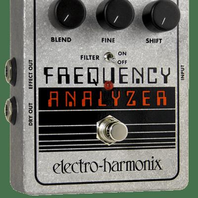 EHX Electro-Harmonix Frequency Analyzer Ring Modulator Guitar Effects Pedal