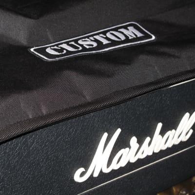 Custom padded cover for Marshall JCM 800 (2204) head amp