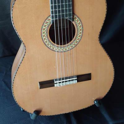 """2009 Manuel Rodriguez Especial """"La Divina"""" CSA Rosewood Classical Guitar"""